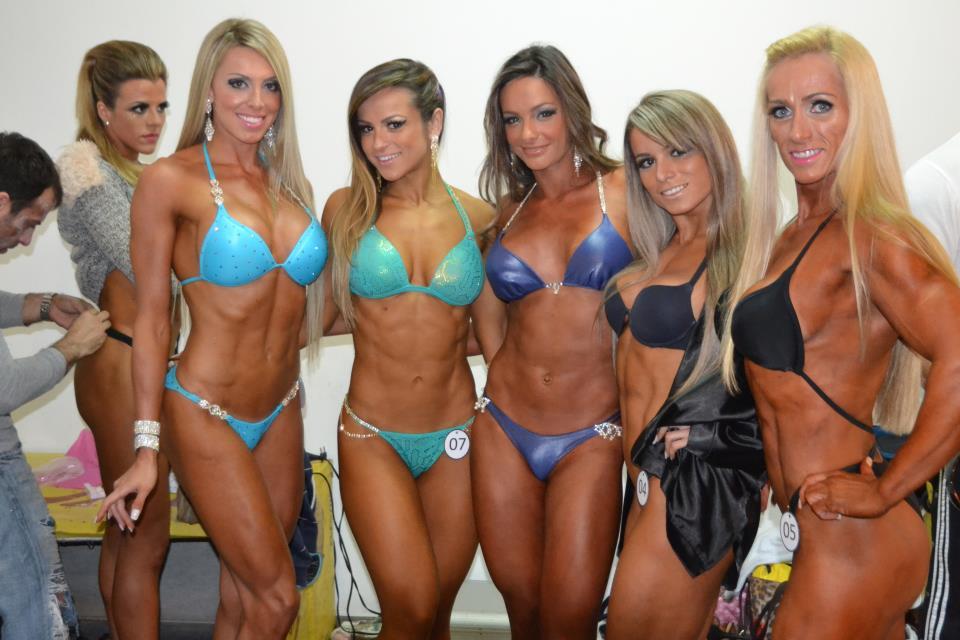 fitness model training program